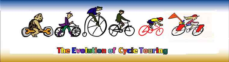 Evolution of Cycle Touring